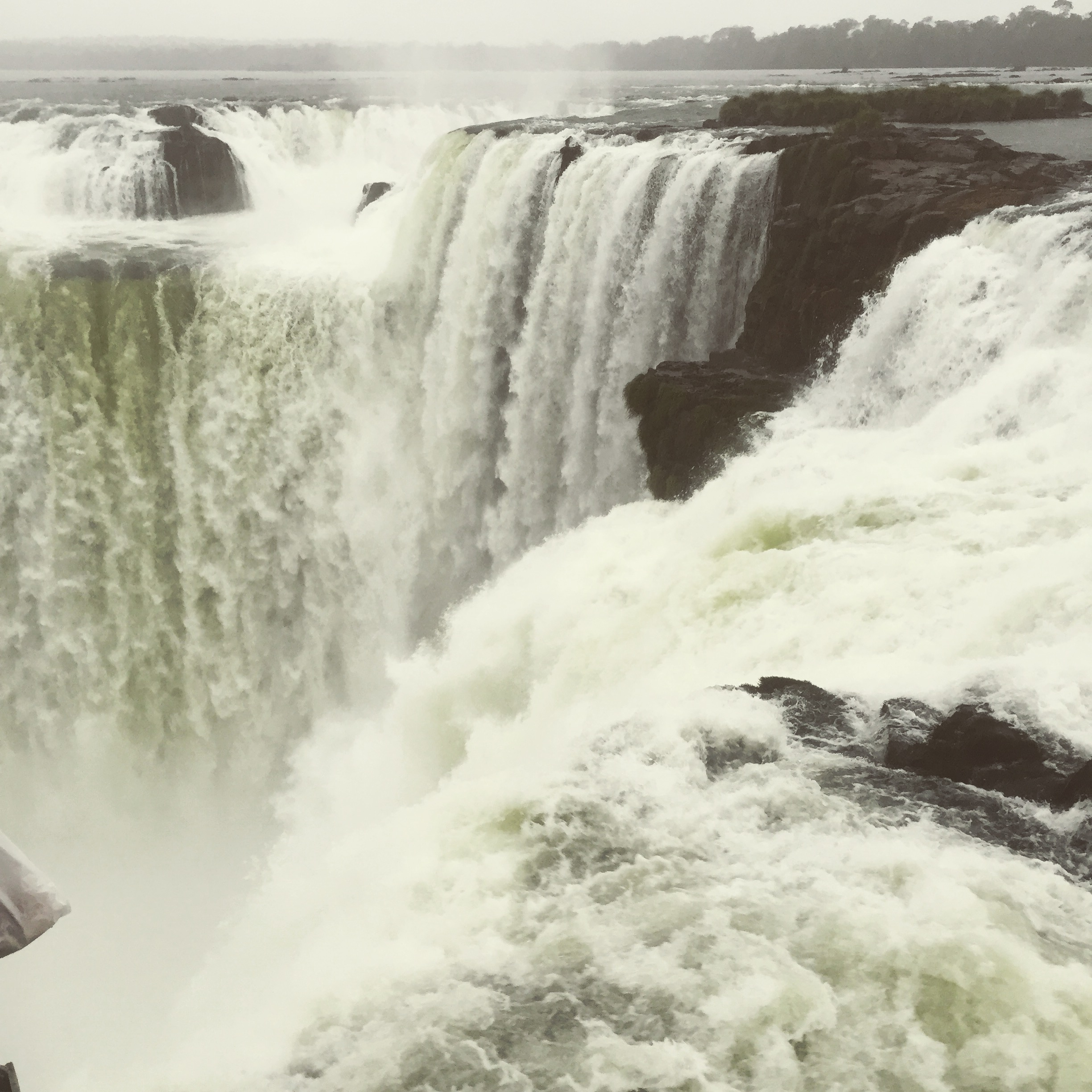 Iguazu Falls Traveler Review